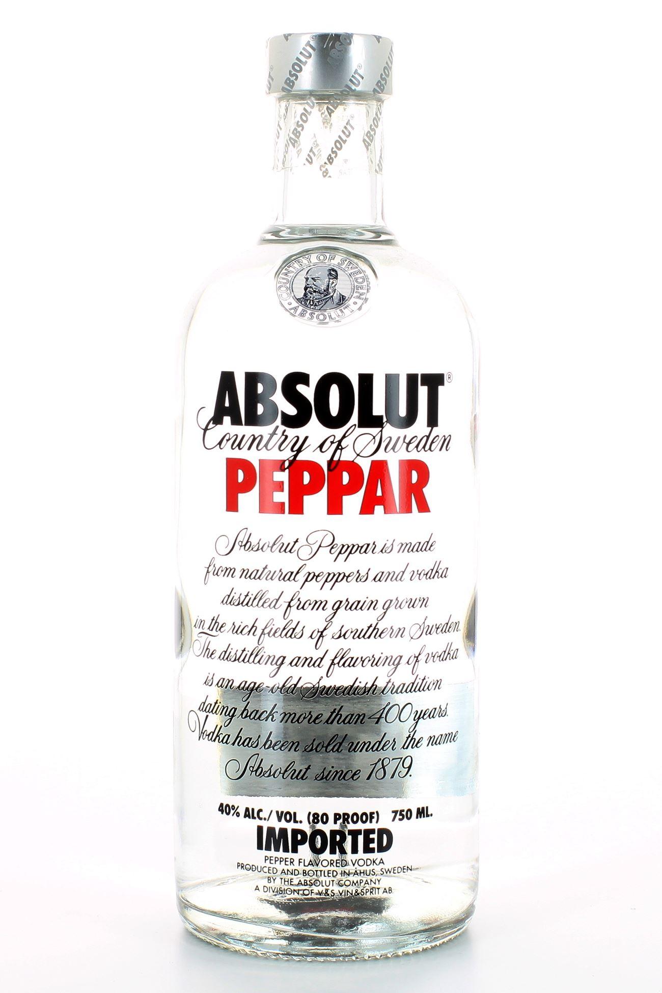Absolut Peppar – Abolutregis