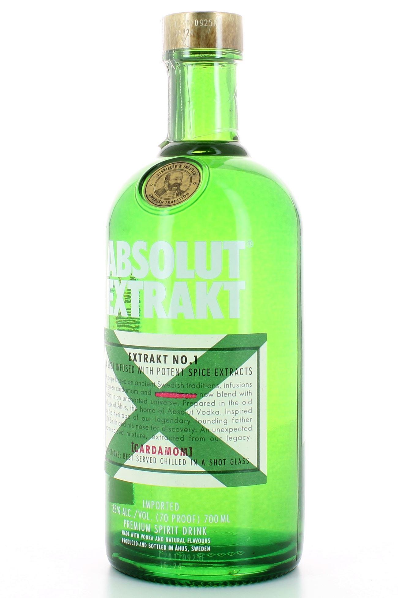 absolut vodka åhus